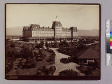 The first Raymond Hotel. (recto)