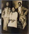 Portrait of Chinese family, Old...