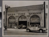 Hess Tire Service, Los Angeles,...