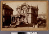 Victorian house in Los Angeles....