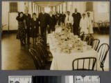 Mess Hall in Soldier's Home in...