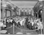 Knights of Columbus banquet at Vista Del Arroyo Hotel, 125 South Grand, Pasadena. 1925.