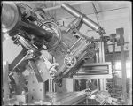 10-inch telescope in the Mount Wilson Observatory Pasadena machine shop.