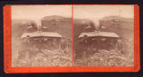Recto of stereo card #354.  The...