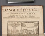 Dangerfields dance. : Giving an account of several notorious crimes by him committed  viz, He...