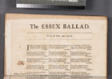 The Essex ballad. To an old tune new reviv'd