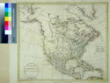 North America, Drawn from the Best Authorities by J. Russell.