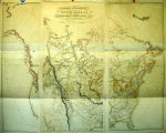 A Map Exhibiting all the New Discoveries in the Interior Part of North America, Inscribed by...