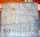 Denny's pocket map of Yolo County, California : compiled from latest official and private data /...