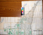 Topographical map of Wisconsin Territory : compiled from the public surveys, on file in the...