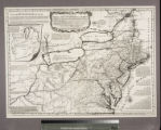 A general map of the middle British Colonies, in America : viz Virginia, Maryland, Delaware,...