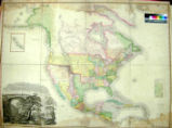 A Map of North America, constructed according to the latest information..