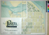 Map of Flavel, Clatsop Co, Oregon : Property of the Flavel Land & Development Co.