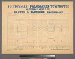 Auction Sale of Palomares...