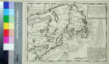 Newfoundland St. Laurens Bay, The Fishing Banks, Acadia, and Part of New Scotland. By H. Moll,...