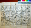 Topographical Map of Yosemite Valley and Vicinity. Preliminary Edition. By permission from U. S....
