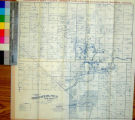 Map of the Kern River oil field ; Kern County, California :Compiled from public records and...