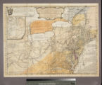 A general map of the middle British Colonies, in America; viz Virginia, Màriland, Dèlaware,...