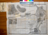 A map of Niagara River : 4 miles above and 3 miles below the Falls / by G.W. Johnson.