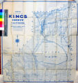 Denny's pocket map of Kings County, California : compiled from latest official and private data.