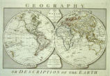 Map of the World, with the latest Discoveries, by Samuel Dunn, Mathematician.