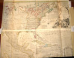 An accurate map of North America : describing and distinguishing the British, Spanish and French...