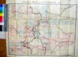 Page's map of Colorado.