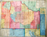Territory of Idaho south of  Salmon River and Rocky Mountains : designed as a guide to all the...