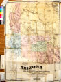 Map of Arizona : prepared specially for R.J. Hinton's hand book of Arizona ; compiled from...