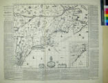 Map of ye English Empire in ye continent of America : viz Virginia, Maryland, Carolina, New York,...