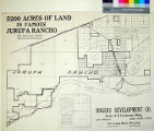 5200 Acres of Land in Famous Jurupa Rancho.
