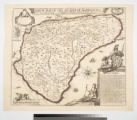 New Map of the Island of Barbadoes wherein every Parish, Plantation, Watermill, Windmill &...