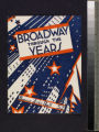 Broadway through the Years, cover