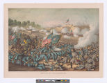 Battle of Williamsburg.
