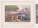 Battle of Chancellorsville, Va. May 3rd 1863.