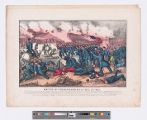 Battle of Fredericksburg, Va. Dec. 13th 1862.