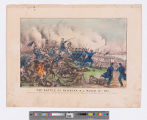 The Battle of Newbern, N.C. March 14th 1862.