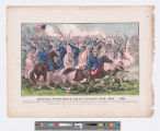 General Stoneman's Great Cavalry Raid, May 1863..