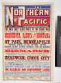 The Northern Pacific Railroad line : the only first class route to the Black Hills big horn...