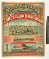 Prospect Park & Coney Island Railroad ... excursion tickets, 40 cts.