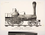 Eastwick and Harrison's patent improved locomotive, manufactured at their works, Twelfth and...