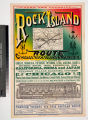 Take the favorite Rock Island route Chicago, Rock Island & Pacific R'y. : For all points in...
