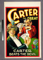 Carter the great : Carter beats the devil.