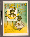 John F. Byrnes & Miss Helene crayon artists & grotesque comedians : Reilly & Woods...
