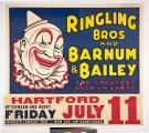 Ringling Bros and Barnum & Bailey : the greatest show on Earth.