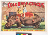 Cole Bros. Circus : the children's favorite circus.
