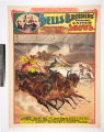 Sells Brothers' enormous united shows : 4 horse chariot race ...