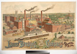 Lauer Brewing Company Ltd. Reading, PA.