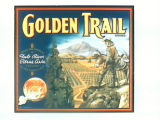 Golden Trail Brand.