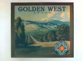 Golden West Brand.